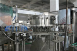 A linha de produção de bebidas gaseificadas de cola