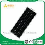 80W LEDの統合された100W太陽電池パネルの太陽街灯