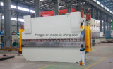 Wc67y-400X6000油圧炭素鋼の版の折る機械