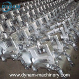 OEM Machinery Part Aluminium Alloy Low Die Die Casting