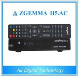 H. 265 + ATSC DVB S/S2 Decoder Zgemma H5. AC
