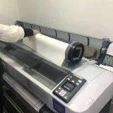 Nova geração de papel de transferência de sublimação de secagem rápida Fj77GSM para impressão digital de têxteis à base de poliéster