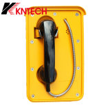 Telefone impermeável VoIP, protocolo SIP Telefone impermeável e a prova de poeira Rede Portar o telefone à prova d'água
