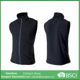 Het Duurzame Vest Softshell van uitstekende kwaliteit in Balck
