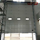acima da porta de tapume para Coldroom/industrial