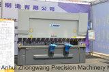 Dobladora serva del CNC del eje de la torsión de Wc67k 100t/3200