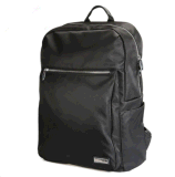 Saco masculino do computador do saco do curso da grande capacidade de saco de ombro do preto do saco da forma ocasional dos homens