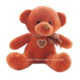 Différents jouets d'ours de peluche de taille et de type de coutume