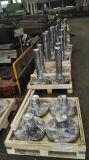 Qualität 42CrMo4 schmiedete Rotorwelle für Ausschnitt-Maschine