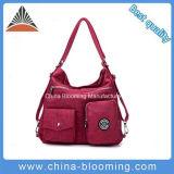 Sacchetto di spalla femminile di nylon della borsa del progettista di alta qualità