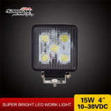 4'' Todo Terreno 15W Auto LED Light Work (SM6151)