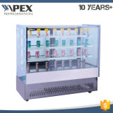 2016 New Style Cake Display Showcase Cooler com Ce, Saso