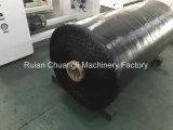 Máquina de Rewinder del rodillo enorme de la cinta adhesiva del Doble-Eje de Full Auto