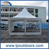 chapiteau en aluminium de dessus de ressort de tente de crête élevée de 5X5m pour l'événement