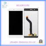 Affichage à cristaux liquides sec initial d'écran tactile de téléphone cellulaire pour Huawei P9