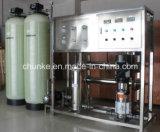 Máquina de tratamento de água pura de sistema de alta qualidade 1000L / H RO
