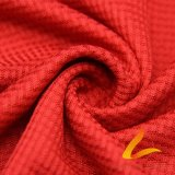 Tela elástico hecha punto de Lycra del Spandex del poliester para la aptitud de la ropa de deportes (LTT-HFC#)