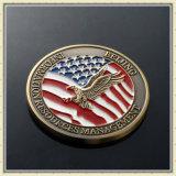 Projetar barato do emblema feito sob encomenda do teste padrão da grinalda do louro da lembrança do esporte a medalha em branco comum da concessão do esporte