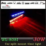 30 двухцветный светодиодный индикатор лобового стекла - присоски