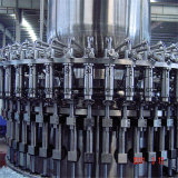 工場価格の自動ガラスビンジュースの充填機ジュースのびん詰めにする機械