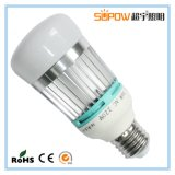 High Power 16W 22W LED ampoule aluminium PC