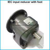 Moteurs adaptés électriques hélicoïdaux montés aux pieds de série de G3