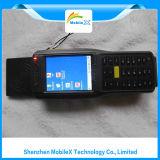 Handheld Data Terminal 1d Código de barras 2D Scnaner, sem fio, leitor de RFID, Pistola, impressão digital, Bluetooth PDA