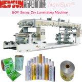 Máquina de laminação a seco da série Bgf
