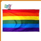Big Polyester Émirats Arabes Unis drapeau national (HYNF-AF005)