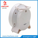 Un indicatore luminoso Emergency ricaricabile di 8 SMD LED
