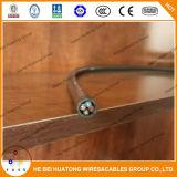 Vntc PVC/Nylon/PVC, control, sin blindaje - 600 V, tipo Tc-Er AWG de la UL del AWG 10 del cable 14