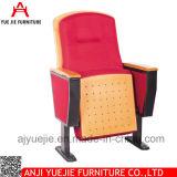 Silla de acero movible Yj1001g de la sala de reunión de los materiales plásticos