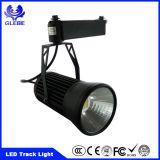 Buen precio 3 Fases de la vía la luz LED 50W de luz de la vía de la luz de seguimiento Industrial