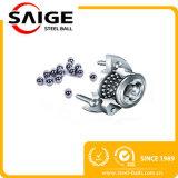 100cr6 cromo del grado G10-G500 3.175m m que lleva la bola de acero