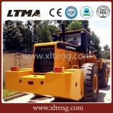 Chargeur de roue de pierre de bloc de Ltma chargeur de chariot élévateur de 18 tonnes à vendre