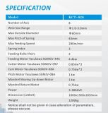 Kct-826 1-2.6mm 8 axes CNC à haute vitesse ressort de compression de ressort de la machine d'enroulement&coiler