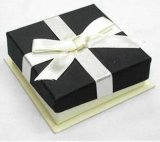 Коробка шикарного вахты высокого качества конструкции бумажная с подушкой