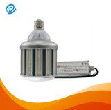 セリウムの証明書が付いている5years保証E40 IP64 150W LEDのトウモロコシランプ