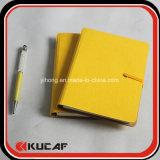 Diarios de impresión personalizada cuaderno de papel con lápiz