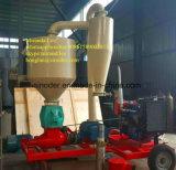 20tph 이동할 수 있는 곡물 압축 공기를 넣은 컨베이어 디젤 엔진