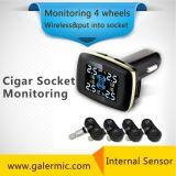 LEIDENE van het Systeem van de Monitor van de Druk van de Band van de auto TPMS Vertoning