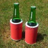 Kan de Koelere Houder Koozie Gedrongen Coozie van de Fles van het Bier Koelere (BC0087)