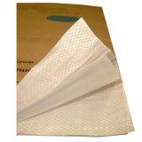 Llanura de papel Kraft llenas de aire inflable bolsas para embalajes