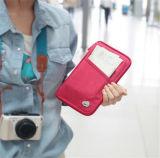 Мешки пасспорта билета способа портативные многофункциональные (96580)