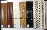 대중적인 디자인 고품질을%s 가진 최신 각인 포일 PVC 처마 장식