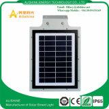réverbère solaire de 5W DEL avec le prix usine