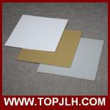 La venta caliente esconde la hoja de la sublimación de la tarjeta del metal