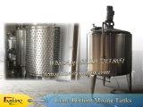 Reator de tanque de reator de aço inoxidável de 50 ~ 5000L