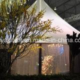 Estructuras del refugio Cubierta resistente al fuego del PVC Cubierta del metal Canopy Glamping Tienda para la venta