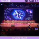 L'écran extérieur/intérieur Location mur vidéo LED pour la publicité (P3.91, P4.81, P5.95, P6.25)